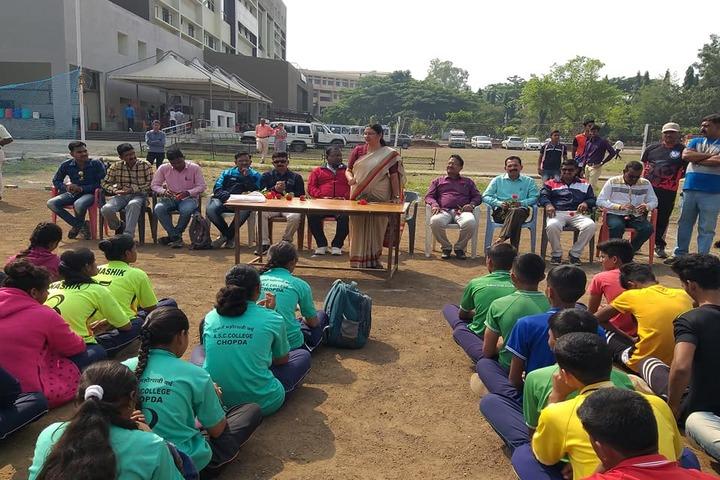 Guru Gobind Singh Public School-Meeting