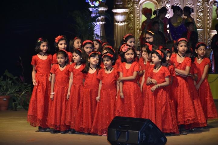 Guru Gobind Singh Public School-Red Day
