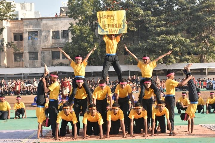 Guru Gobind Singh Public School-Republic Day