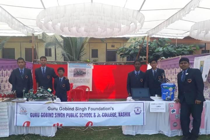 Guru Gobind Singh Public School-Science Fair