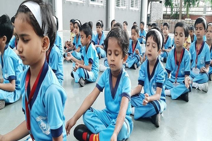 Guru Gobind Singh Public School-Yoga