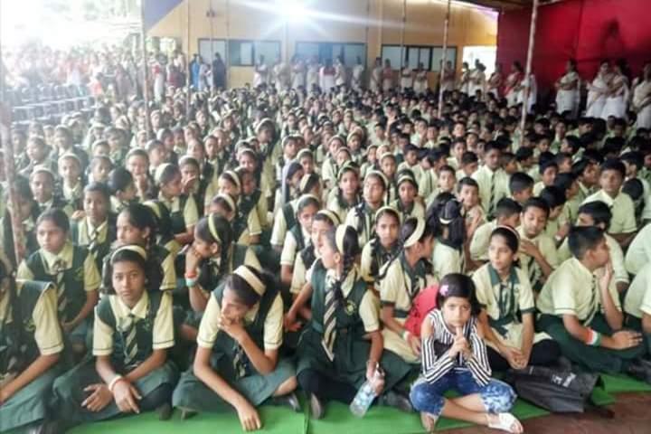 Holy Flower English High School-Seminar