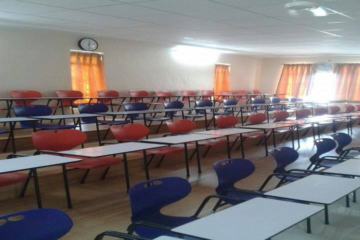 KK Wagh Secondary School and Junior College-Classroom