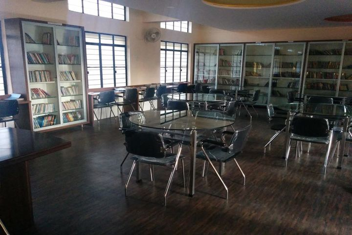 KK Wagh Secondary School and Junior College-Library