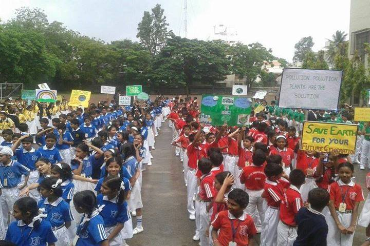KK Wagh Secondary School and Junior College-Rally
