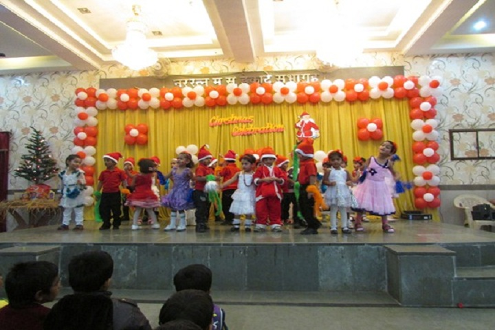 Tip Top Convent School-Christmas Celebration