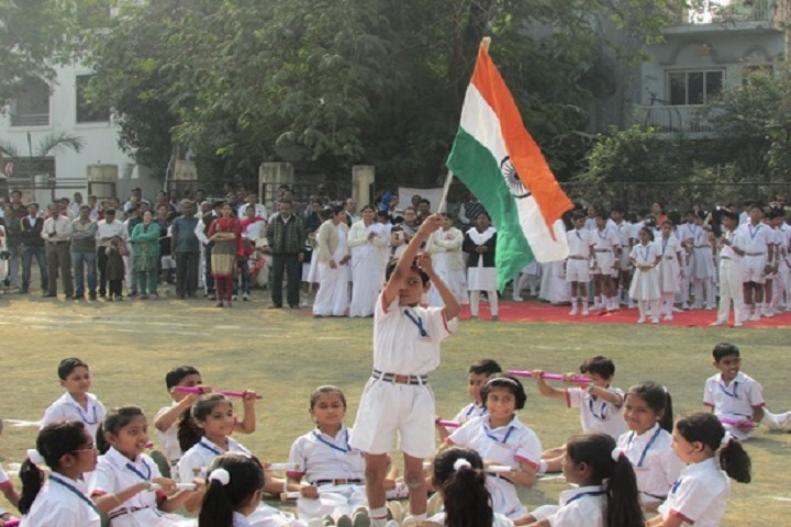 Tip Top Convent School-Republic Day Celebration