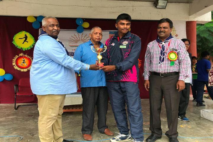 Kendriya Vidyalaya-Award