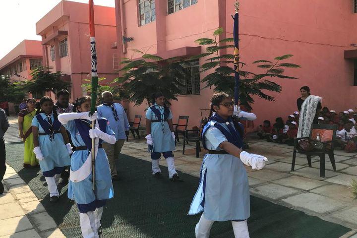 Kendriya Vidyalaya-March Past