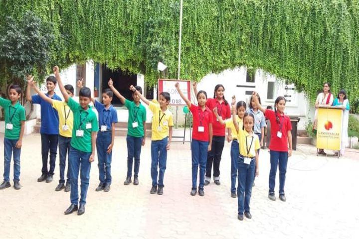 Gandhinagar International Public School-Dance