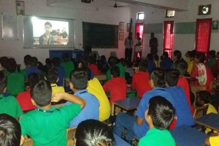 Gandhinagar International Public School-Digital Classroom