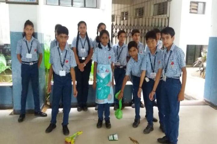 Gandhinagar International Public School-Games