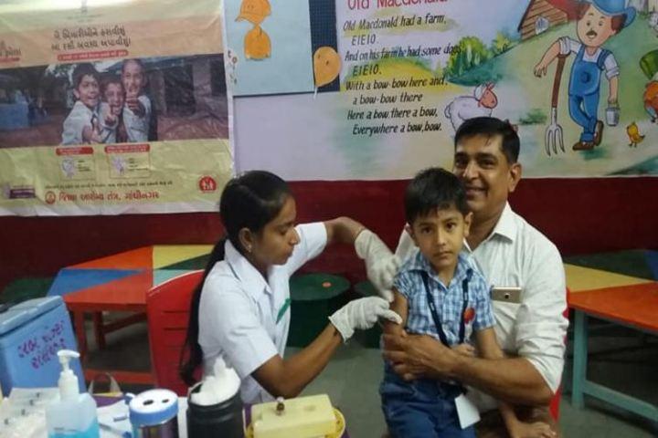 Gandhinagar International Public School-Health Check Up