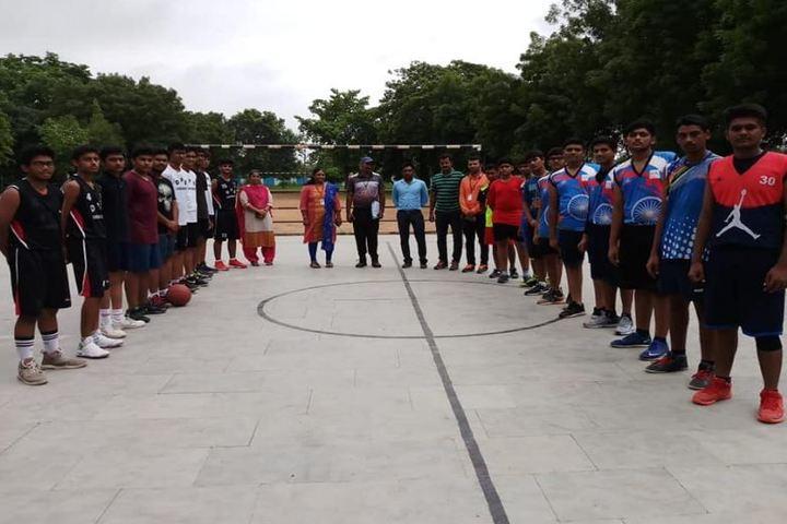 Gandhinagar International Public School-Play Ground