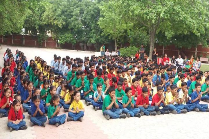 Gandhinagar International Public School-Prayer