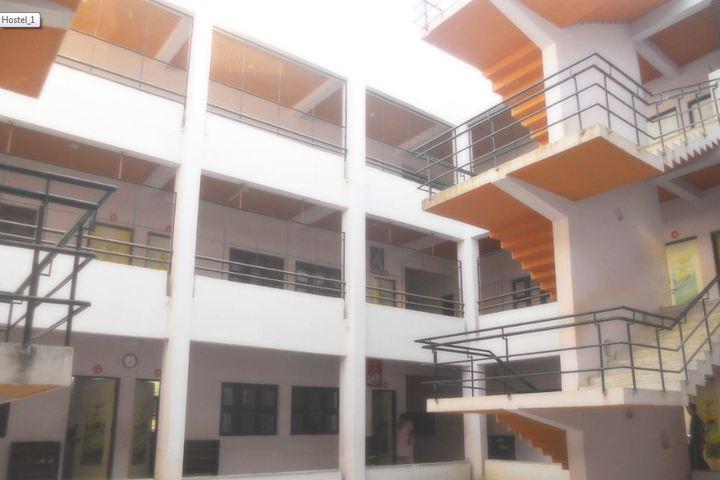 Gandhinagar International Public School-School Building