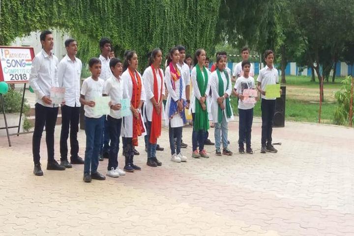 Gandhinagar International Public School-Singing