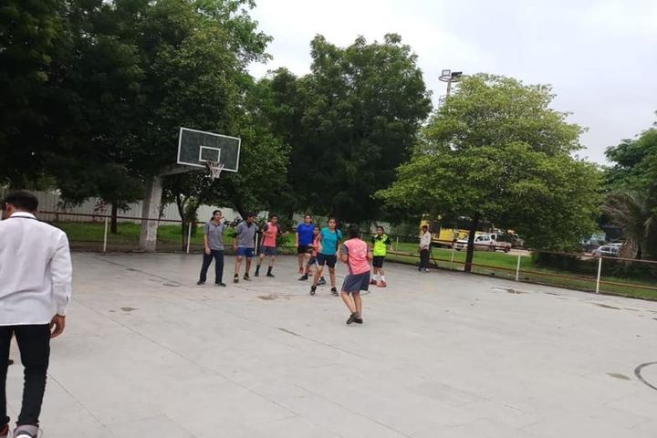 Gandhinagar International Public School-Sports