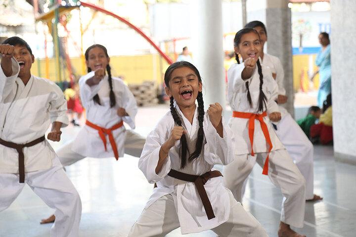 Citizens School-Karate