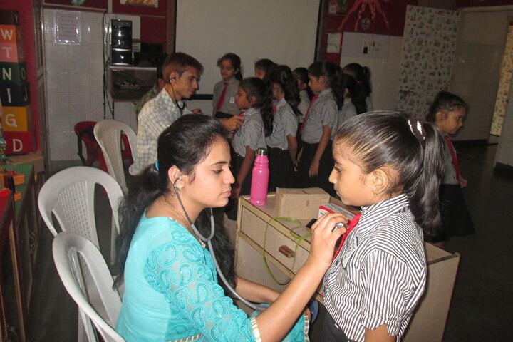 Citizens School-Medical Checkup