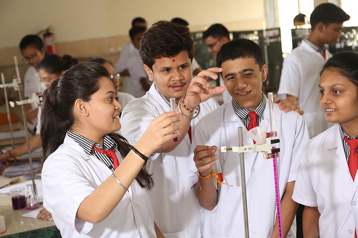 Citizens School-Science Lab