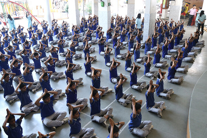 Citizens School-Yoga