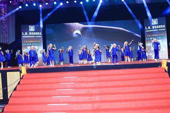 LH Boghra School-Dance