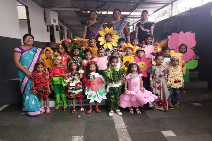 LH Boghra School-Fancy Dress Competition