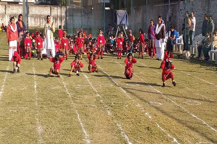 LH Boghra School-Game