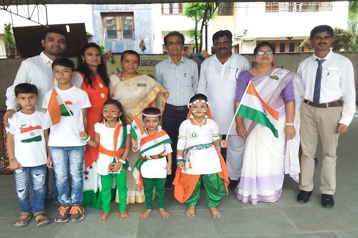 LH Boghra School-Independence Day Celebration