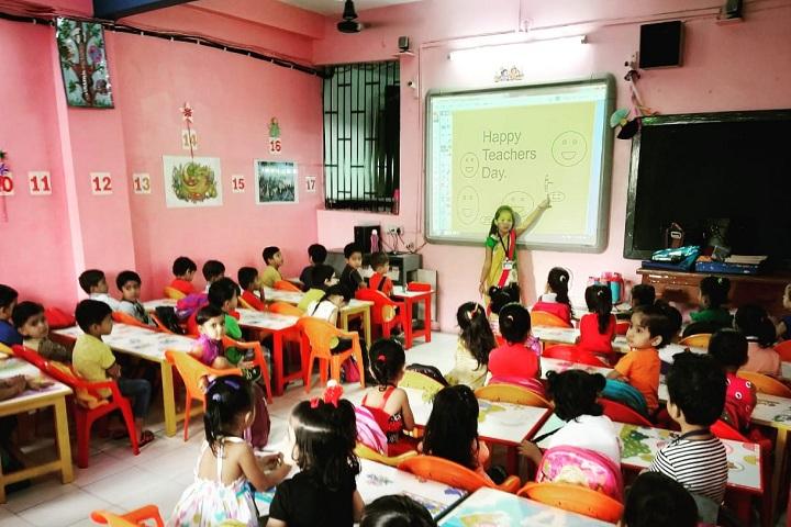 LH Boghra School-Nursery Class Room
