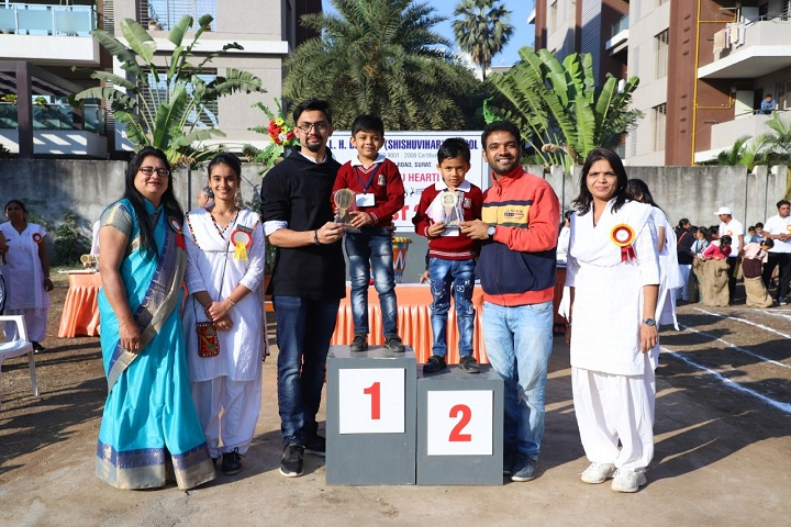 LH Boghra School-Sports Winner
