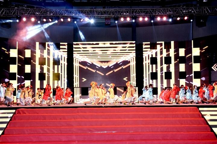 Sanskar Bharti Vidhyalaya-Annual Day Celebration