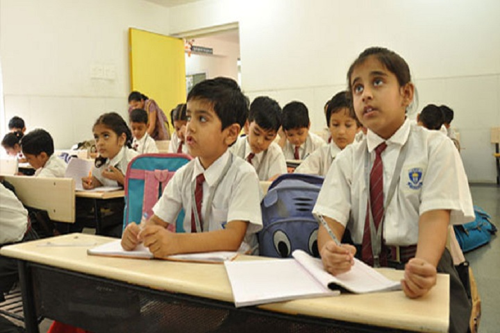 Sanskar Bharti Vidhyalaya-Class Room