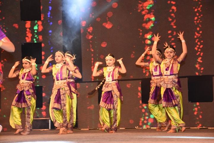 Sanskar Bharti Vidhyalaya-Classical Dance