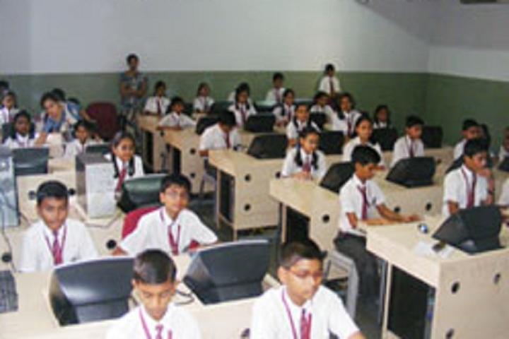 Sanskar Bharti Vidhyalaya-Computer Lab