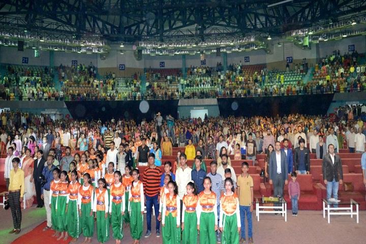 Sanskar Bharti Vidhyalaya-Independence Day Celebration