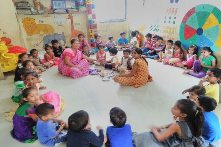 Fertilizer Nagar School-Activity Room