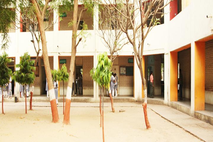 Fertilizer Nagar School-Front View