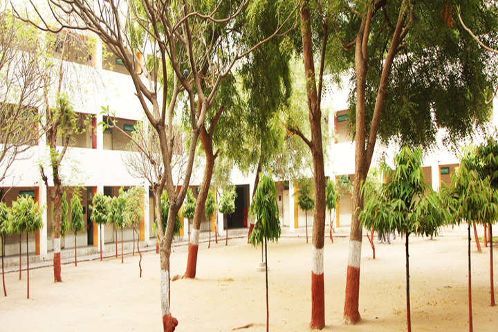 Fertilizer Nagar School-Play Ground