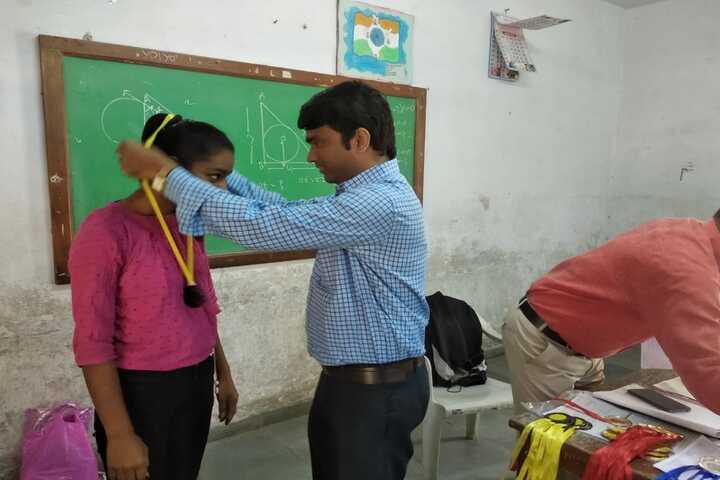 Fertilizer Nagar School-Prize Distribution