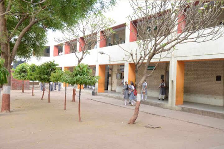 Fertilizer Nagar School-Students