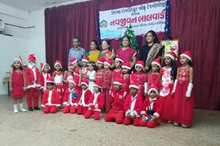 Navjeena High School-Christmas Celebrations