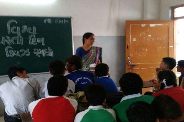 Navjeena High School-Classroom