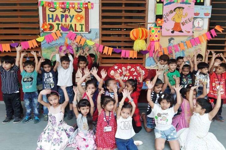 Navjeena High School-Diwali Celebrations