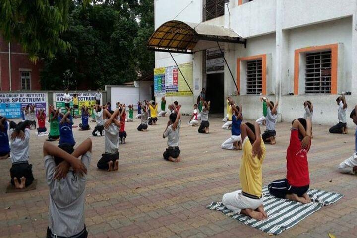 Navjeena High School-Play Ground