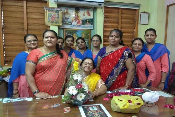 Navjeena High School-Staff