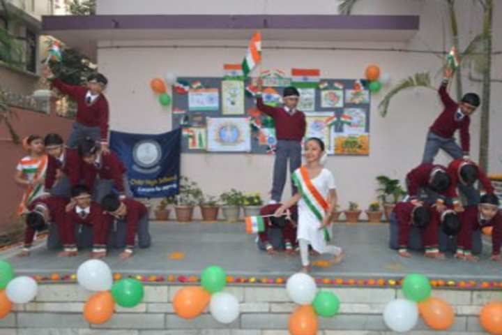 Happy Child High School-Republic Day