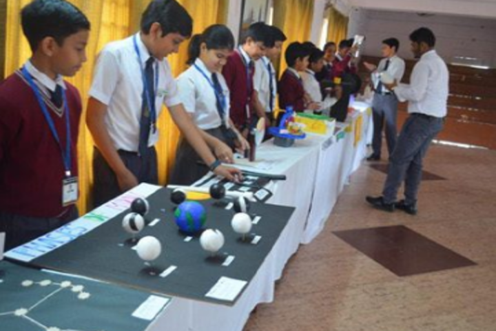 Happy Child High School-Science Day