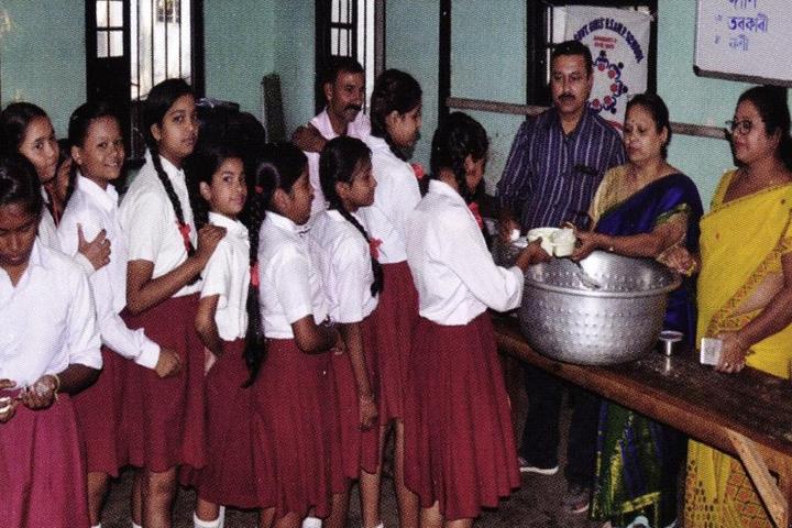 Tarini Choudhury Government Girls Higher Secondary School-Activity